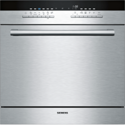 Lavavajillas modular integrable, 60 cm, Acero inoxidable Siemens SC76M542EU