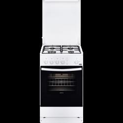 Cocina de gas de 500 mm Zanussi ZCG510G1WA